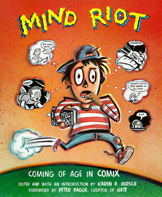 Image for MIND RIOT: COMING OF AGE IN COMIX