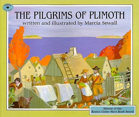 Image for The Pilgrims of Plimoth (Aladdin Picture Books)
