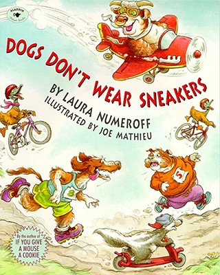 Image for Dogs Don't Wear Sneakers
