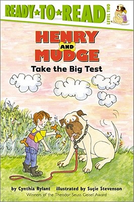 Henry And Mudge Take The Big Test: Ready-To-Read Level 2 (Paper), Cynthia Rylant
