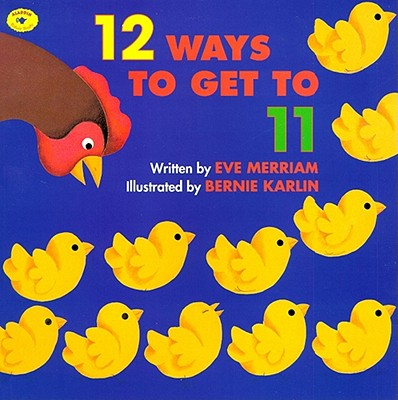 Image for 12 Ways to Get to 11 (Aladdin Picture Books)
