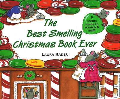Image for The Best Smelling Christmas Book Ever