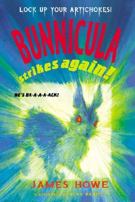Image for BUNNICULA STRIKES AGAIN!