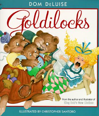 Image for Goldilocks (Aladdin Picture Books)