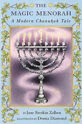 Image for Magic Menorah: A Modern Chanukah Tale