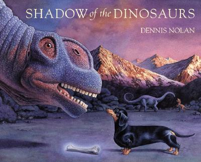 Image for Shadow of the Dinosaurs by Nolan, Dennis