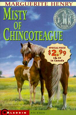 Image for Misty of Chincoteague - Newbery Promo '99