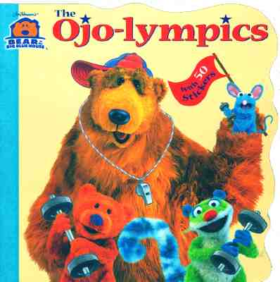 Image for The Ojo-lympics (Bear In The Big Blue House)