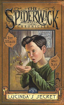 Image for Lucinda's Secret (Spiderwick Chronicles - 3)