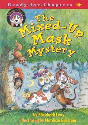 Image for The Mixed-Up Mask Mystery