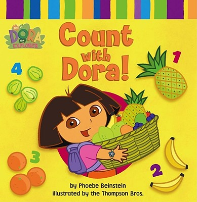 Image for Count with Dora! (Dora the Explorer)