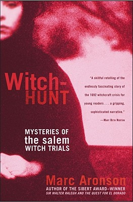 Image for Witch-Hunt: Mysteries of the Salem Witch Trials