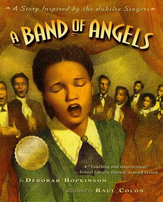 Image for A Band of Angels