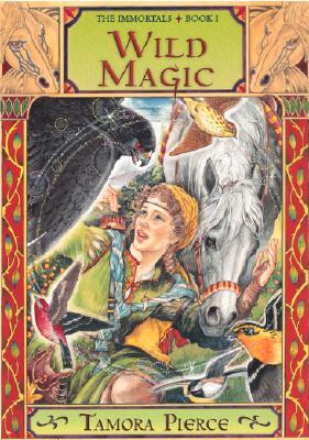 Wild Magic (The Immortals), Pierce, Tamora