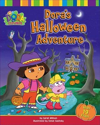 Image for Dora's Halloween Adventure (Dora the Explorer (Simon & Schuster Board Books))