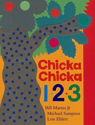 Chicka Chicka 1, 2, 3, Bill Martin Jr.; Michael Sampson