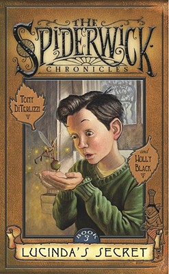 Lucinda's Secret (Spiderwick Chronicles, Book 3), Black, Holly; DiTerlizzi, Tony
