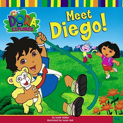 Image for Meet Diego! (Dora the Explorer)