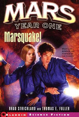 Image for Marsquake! (Mars Year One)