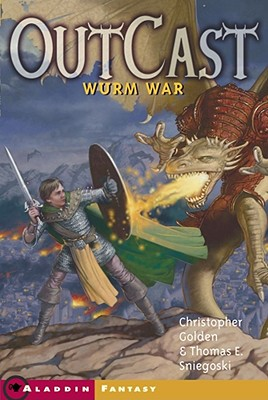 Image for Wurm War (Outcast)