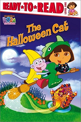 Image for The Halloween Cat (Dora the Explorer Ready-to-Read)