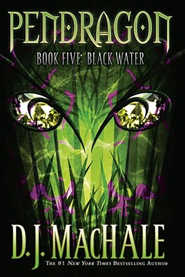 Image for Black Water (Pendragon #5)