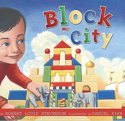 "Block City, ""Stevenson, Robert Louis"""