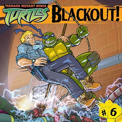 Blackout! (Teenage Mutant Ninja Turtles (8x8)), Scott Peterson
