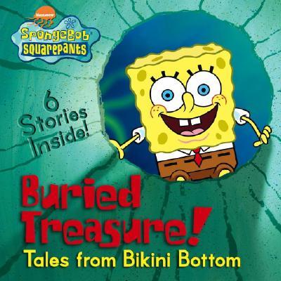 Image for Buried Treasure!: Tales from Bikini Bottom (Spongebob Squarepants)