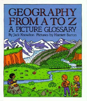 Image for GEOGRAPHY FROM A TO Z
