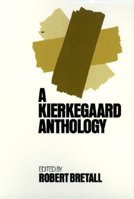 Image for A Kierkegaard Anthology