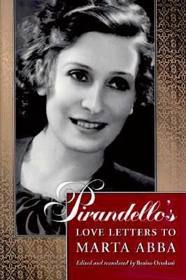 Image for Pirandello's Love Letters to Marta Abba