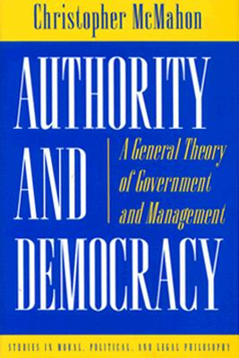Image for Authority and Democracy
