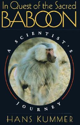 Image for In Quest of the Sacred Baboon (Princeton Legacy Library (4846))