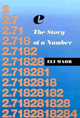 Image for e: The Story of a Number