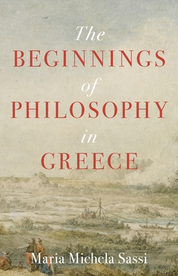 Image for The Beginnings of Philosophy in Greece