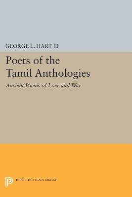 Image for Poets of the Tamil Anthologies: Ancient Poems of Love and War (Princeton Library of Asian Translations)