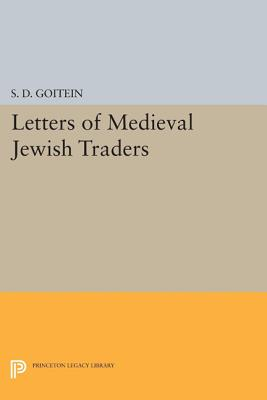 Image for Letters of Medieval Jewish Traders (Princeton Legacy Library)