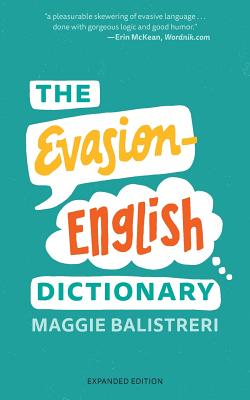Image for The Evasion-English Dictionary: Expanded Edition