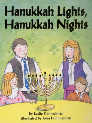 Image for Hanukkah Lights, Hanukkah Nights Board Book