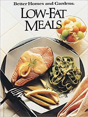Image for Better Homes and Gardens Low-Fat Meals