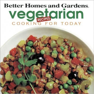 Image for Vegetarian Recipes (cooking For Today)