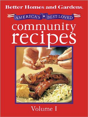 Image for Better Home and Gardens America's Best-Loved Community Recipes