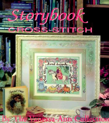 Image for STORYBOOK CROSS STITCH