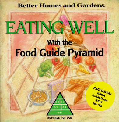 Image for EATING WELL WITH THE FOOD GUIDE PYRAMID