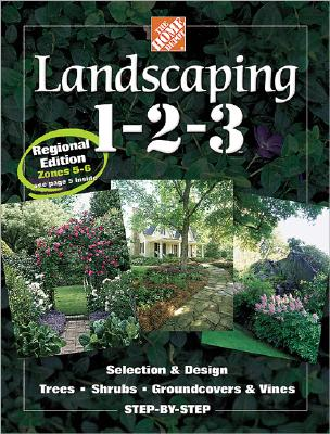 Image for Landscaping 1-2-3: Regional Edition: Zones 5-6 (Home Depot ... 1-2-3)