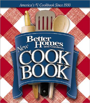Image for Better Homes and Gardens New Cook Book