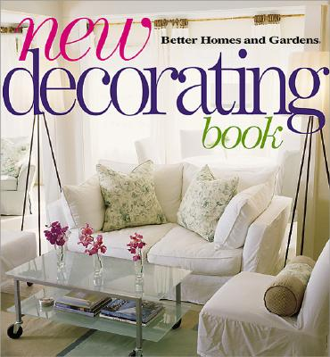 Image for NEW DECORATING BOOK