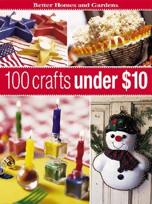 Image for 100 CRAFTS UNDER $10