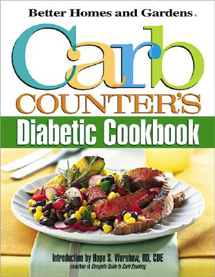 Image for Carb Counter's Diabetic Cookbook (Better Homes & Gardens)